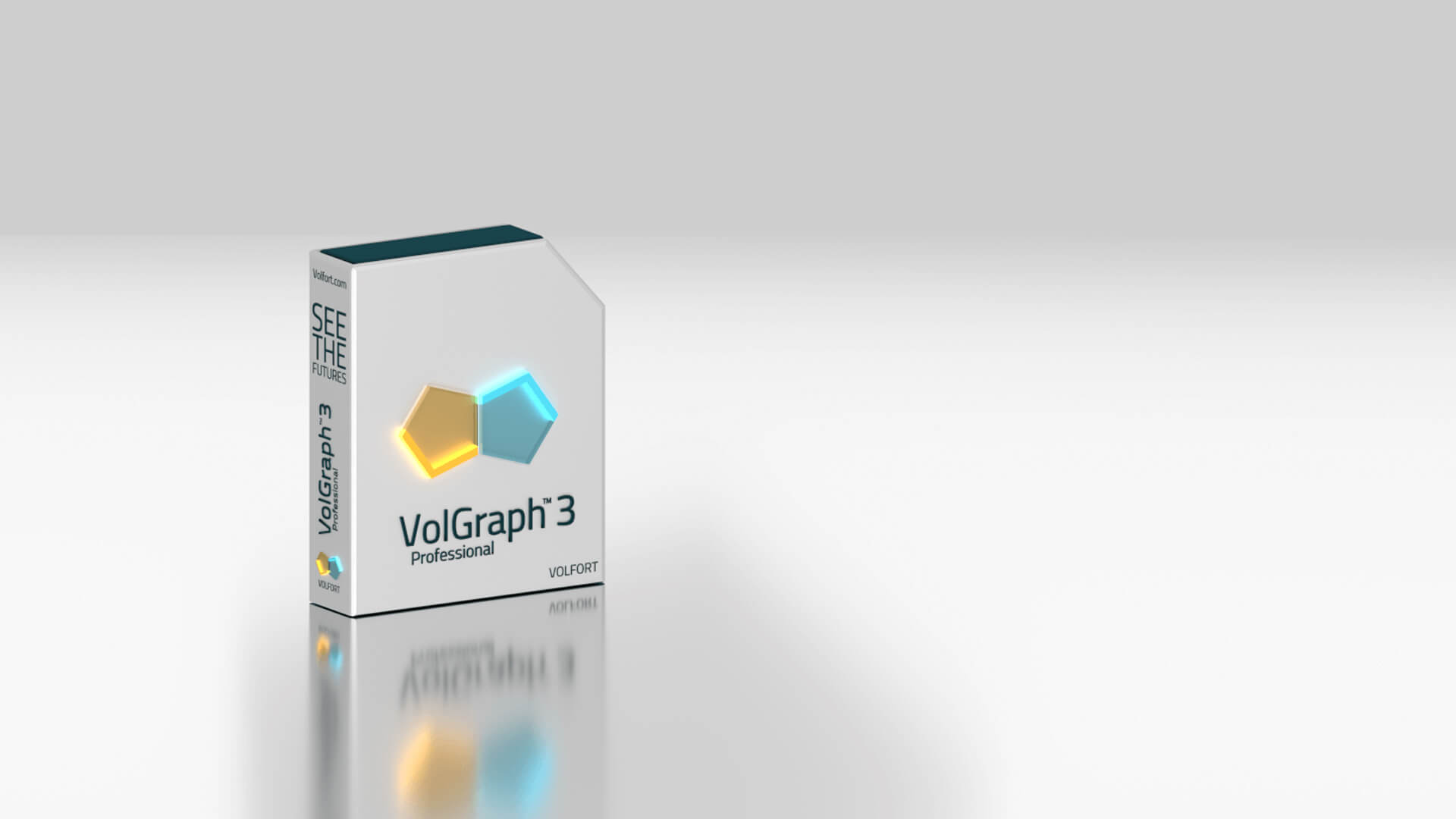 Day Trading Order Flow Analytics Software VolGraph 3dbox